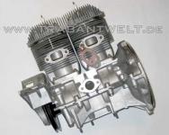 Rumpfmotor 30 PS, 700 ccm regeneriert Trabant 601