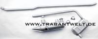 Abgasanlage Sport 45mm Trabant 601
