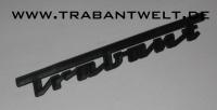 Schriftzug Trabant Trabant 601