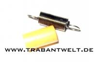 Feder für Fliehkraftversteller inkl. Schutzschlauch IFA Trabant