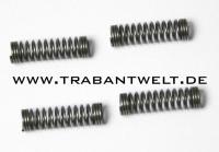 Federnsatz (4-teilig) für Drehschieber Motor Trabant 601 IFA