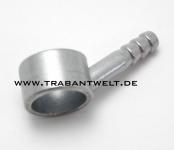 Anschlußnippel für Kraftstoffleitung am Vergaser Trabant 601