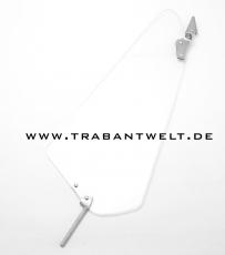 Ausstellfenster rechts für Tür Trabant 500 / 600
