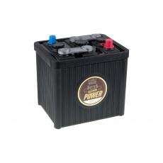 Batterie 6V 84 Ah Trabant 500 600 601
