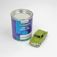 Autolack 1K-Kunstharzlack Panamagrün 1kg Trabant 601