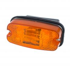Blinker vollständig orange Trabant 601 / 1.1
