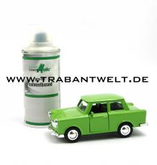 Farbspray 1K-Kunstharzlack Caprigrün 132ml Trabant 601