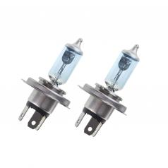 Glühlampen-Paar H4 12V 60/55Watt XenonWhite