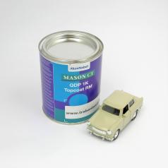 Autolack 1K-Kunstharzlack Papyrus 1kg Trabant 601