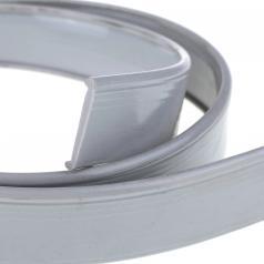 Unterleger für Zierleiste 20 mm grau 1 lfdm. Trabant 500 600
