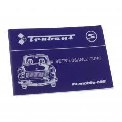 Betriebsanleitung Trabant 601