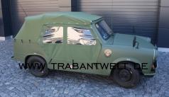Verdeck-Komplettset Trabant Kübel