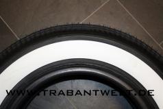 Weißwand-Diagonalreifen 13 Trabant