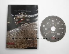 DVD 60 Jahre Trabant - Die Kraft der 2 Kerzen