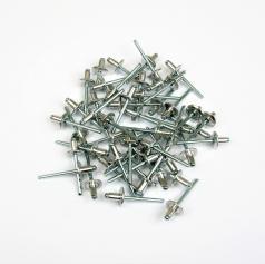 50 Stück Blindnieten für Duroplastmontage Trabant