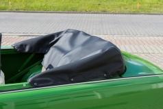 Verdeckhülle Verdeckstoff Trabant Cabrio Ostermann schwarz
