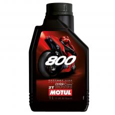 Zweitakt-Road-Racing-Motorenöl Motul 800 vollsynthetisch 1 Liter