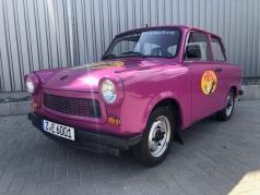 Gutschein 1 Tag Miete Trabant 601 Limousine Trabantvermietung Chemnitz
