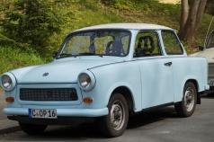 Gutschein 1 Wochenende Miete Trabant 601 Limousine Trabantvermietung Chemnitz