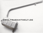Nachschalld�mpfer Trabant 601 Import