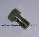Hohlschraube für Hauptbremszylinder Trabant 601