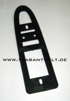 Kederplatte Rücklicht schwarz Trabant 601 1.1