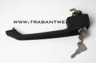 Türgriff Kunststoff mit Schloss IFA Trabant 601/1.1