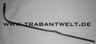 Schaltrohr / Schalthebel Aluminium Trabant 601