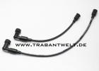 Premium-Silikon-Zündleitungen NGK Classic schwarz Trabant 601