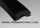 Zierleistenkeder schwarz IFA 7m Trabant 601 1.1