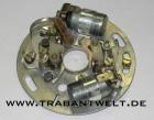 Unterbrecherplatte vollständig IFA Trabant 601
