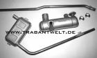 Auspuffanlagen-Sparset Premium Trabant 601 vollständig