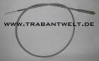 Seilzug Motorhaubenentriegelung IFA Trabant 601 1.1