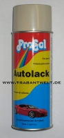 Farbspray Autolack Papyrusweiß 400ml Trabant 601
