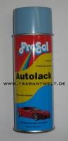 Farbspray Autolack Gletscherblau 400ml Trabant 601