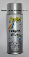 Farbspray Felgensilber 400ml