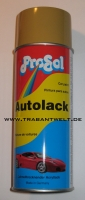 Farbspray Autolack Champagner 400ml Trabant 601