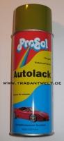 Farbspray Autolack Panamagrün 400ml Trabant 601