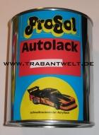 Autolack Acryllack Papyrus 1kg Trabant 601