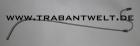Bremsleitung rechts innen 1-Kreis Trabant 601
