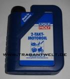 Zweitakt-Spezial-Motorenöl teilsynthetisch 1 Liter
