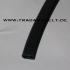 Kantenschutz Dachkante Trabant 601 / 1.1 schwarz