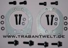 Adaptersatz für Scheibenbremse Vorderachse Trabant 601