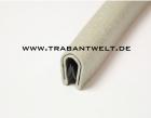 Kantenschutz Dachkante Trabant 601 / 1.1 grau