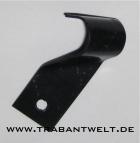 Halteblech für Handbremsseil links Trabant 601