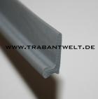 Abstreifprofil grau Kurbelfenster unten Trabant 601 1.1