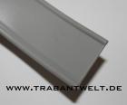 Unterleger für Zierleiste 20 mm grau Trabant 500 600