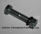 Stoßdämpfer-Befestigungsschraube Trabant 601 Version Blattfeder