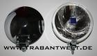 Chromzusatzscheinwerfer-Paar H3 Trabant