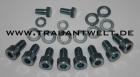 Befestigungsschrauben-Set für Radbremszylinder Trabant 601